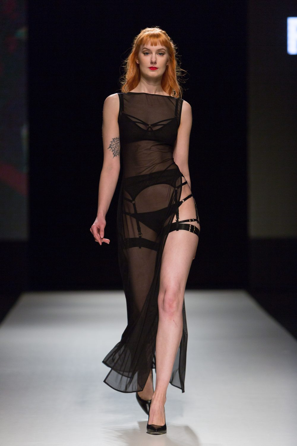 Flash you and me Lingerie Fashion Show 2017
